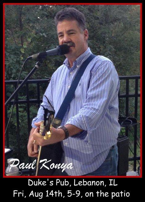 Paul Konya 8-14-15