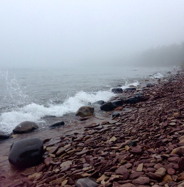 Big Bay, Michigan on Lake Superior