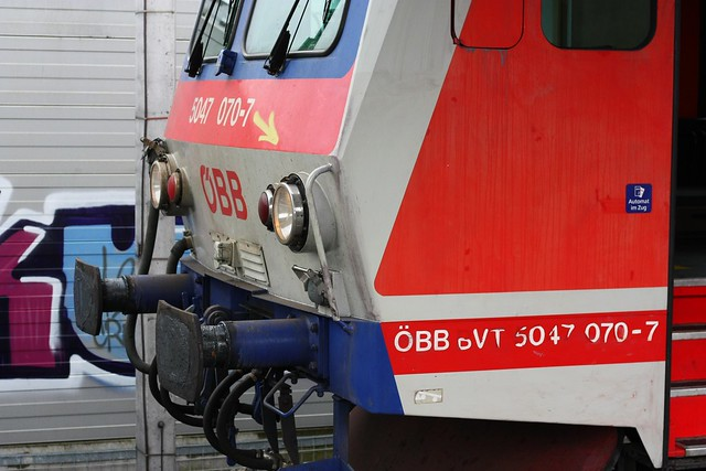 [233/365] Fußballsonderzug | S-Bahn Salzburg