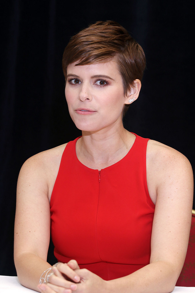 Кейт Мара — Пресс-конференция «Марсианин» на «TIFF» 2015 – 27