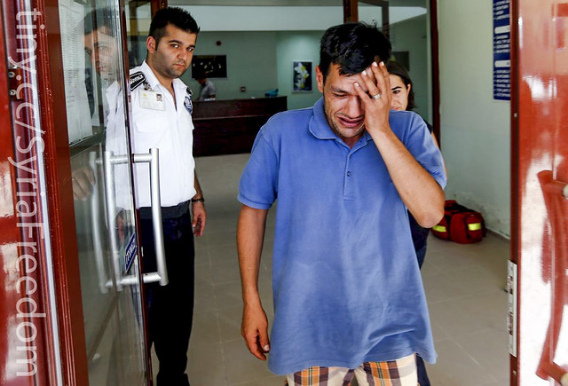 Abdullah Kurdi, father of three-year old Aylan Kurdi