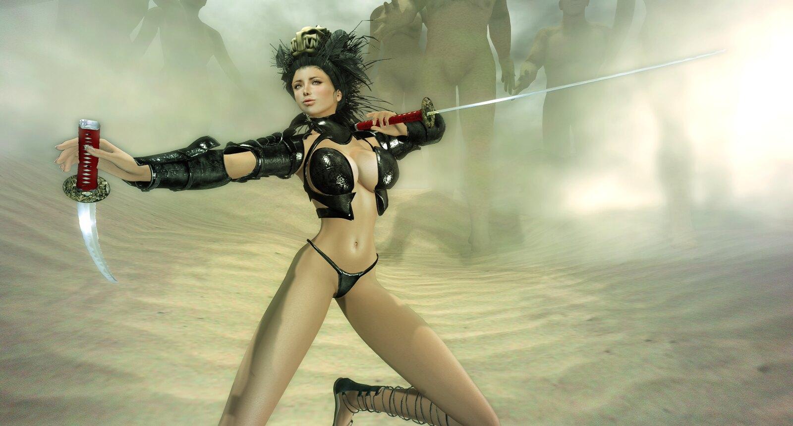 Battlefield Babe
