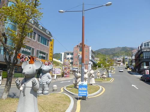 Co-Daegu-Parc Palgongsan-Montagne (1)