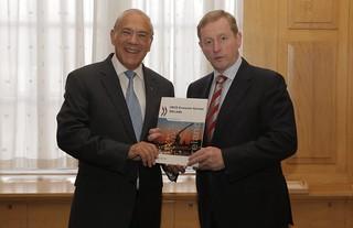 Presentation of the Economic Survey of Ireland