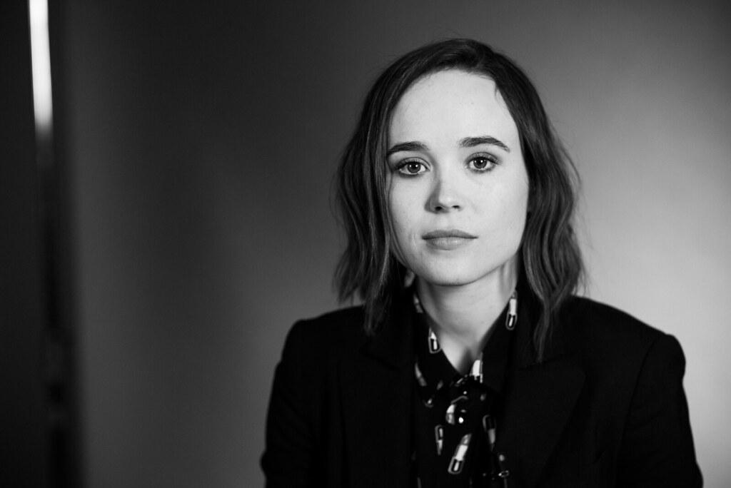 Эллен Пейдж — Фотосессия для «Право на наследие» на «TIFF» 2015 – 3