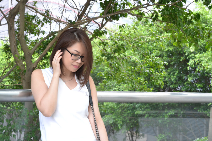 Daisybutter - Hong Kong Fashion Blog: Michelle Chai, UK fashion blogger