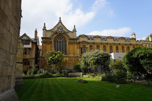 Week 1: Oxford & Reading