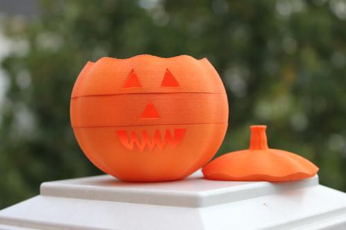 3D Printing - Dial O Lantern - Example Face