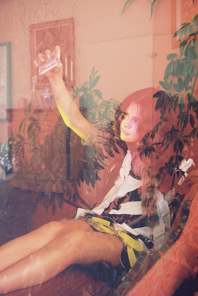 Селена Гомес — Фотосессия для «Wonderland» 2015 – 1