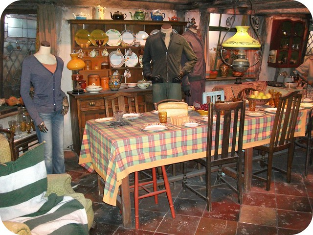 The Burrow Warner Bros Studio Tour London