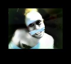 Danny MushroomBrain Hennesy Face photos and manips