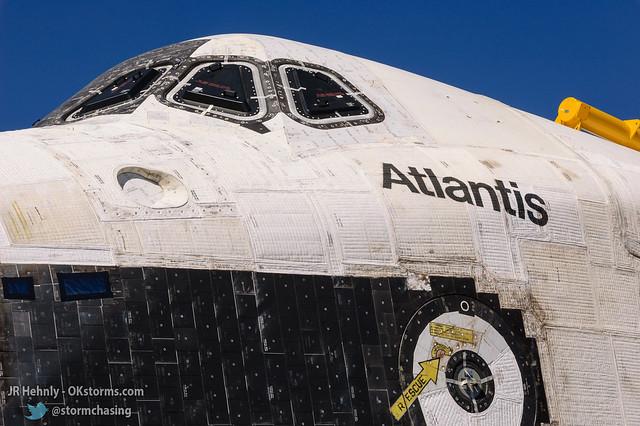 Fri, 11/02/2012 - 13:18 - Space Shuttle Atlantis - November 02, 2012 1:18:50 PM - , (28.5135,-80.6745)