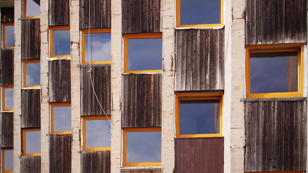 Architektur der Fenster