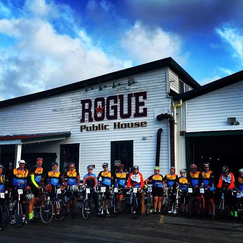 2015 People's Coast Arthritis Bike Classic