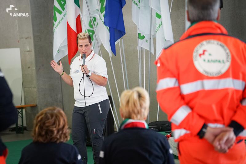 Rescue Motion: il corso di formazione Anpas al Reas