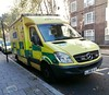 London Ambulance Service Mercedes Sprinter by MJ_100
