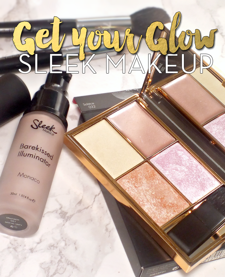 sleek makeup get your glow