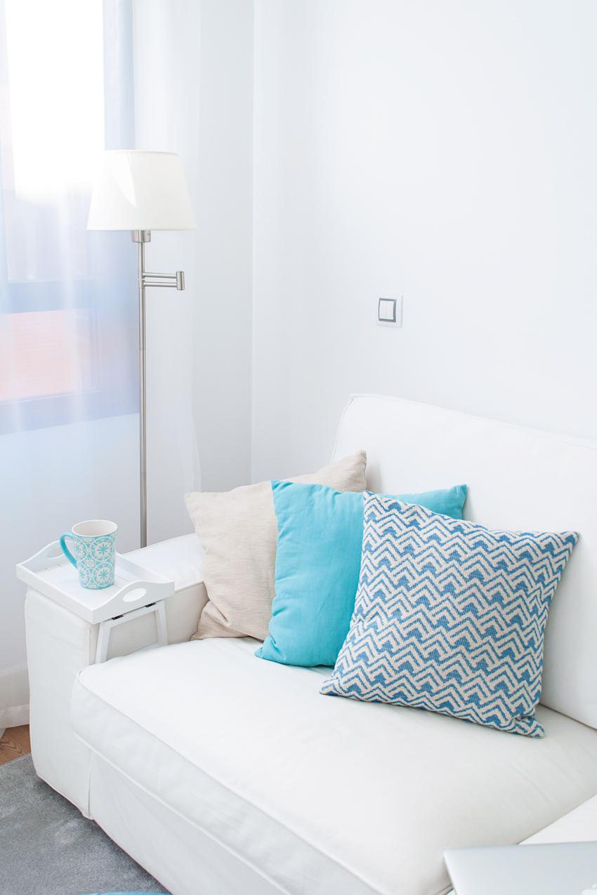 decoracion piso pequeño