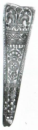 Mindum shoehorn Violet 1599
