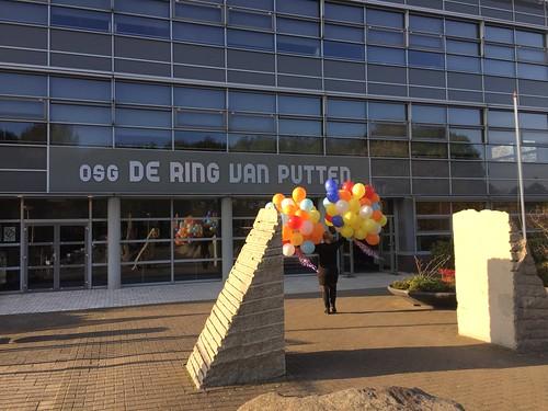 Heliumballonnen Ring van Putten Spijkenisse