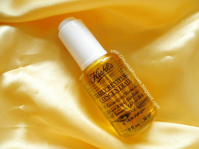 Kiehls Daily Reviving Concentrate Bottle