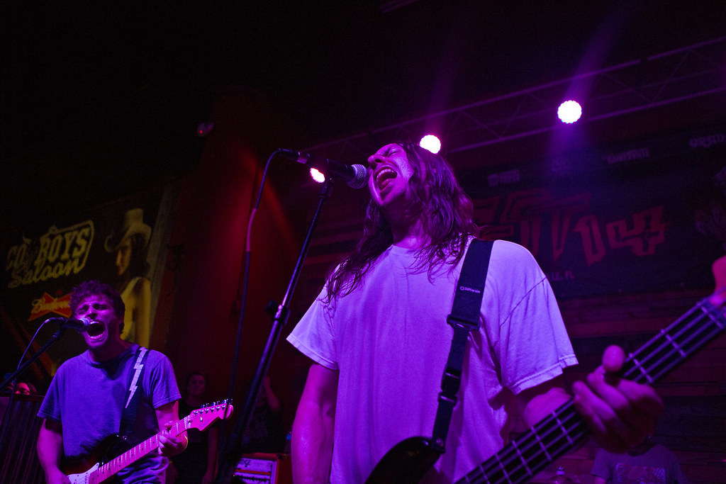 The Hotelier at Cowboys Saloon | 10.31.15 | Fest 14