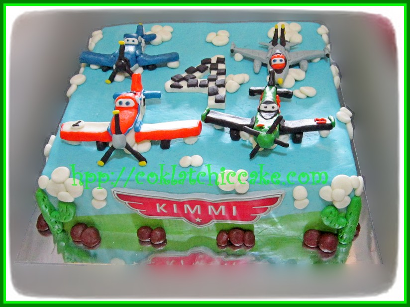 Cake the Planes