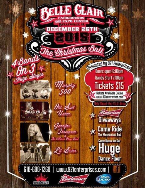 Christmas Ball 12-26-15