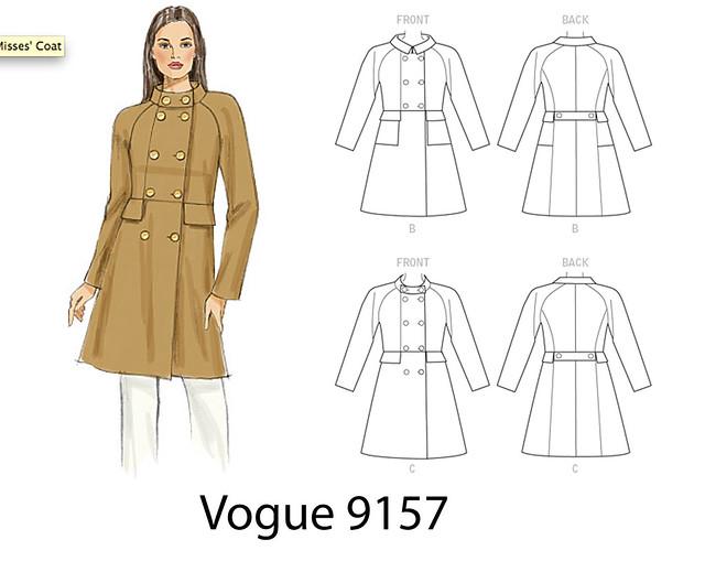 Vogue 9157