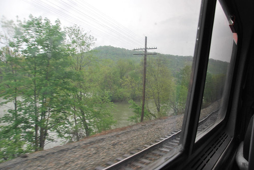 usa unitedstates railway amtrak westvirginia railroads alderson greenbriercounty amtrakcardinal 52011amtrakcardinaltrip