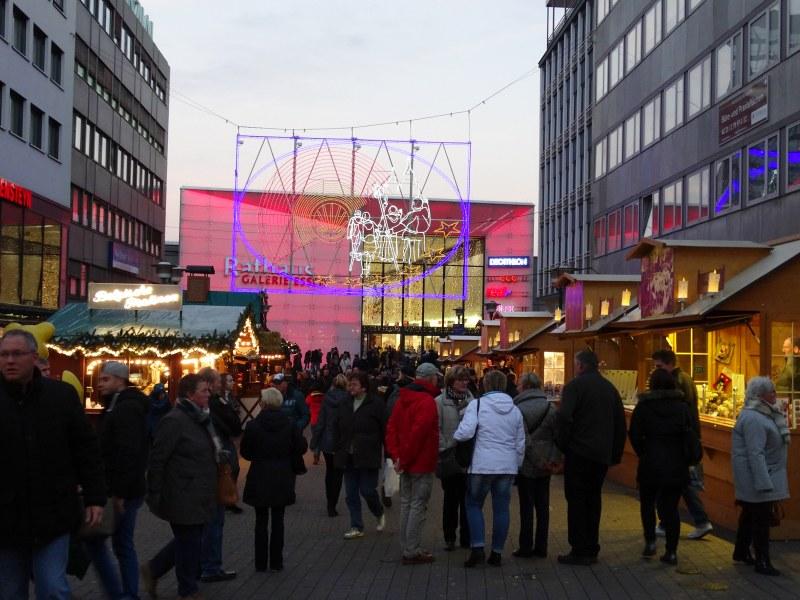 Re: Essen -D- Weihnachtsmarkt 2015
