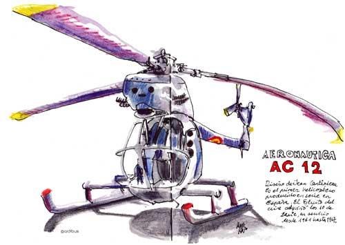 Helicóptero AC 12
