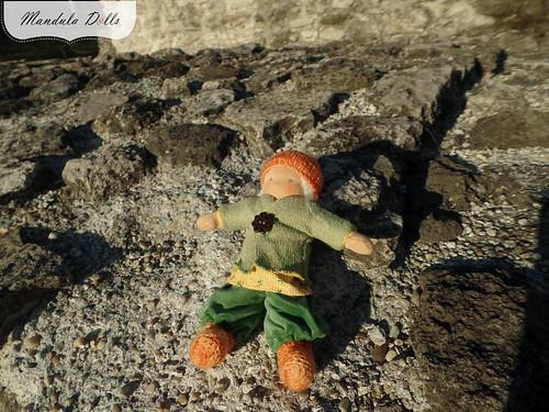 Anna 22cm fabric doll_6