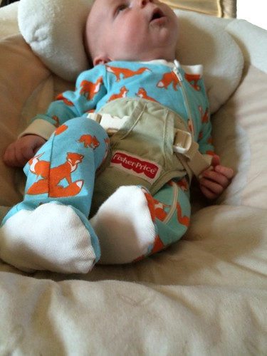 B&T Footie Coverall #1