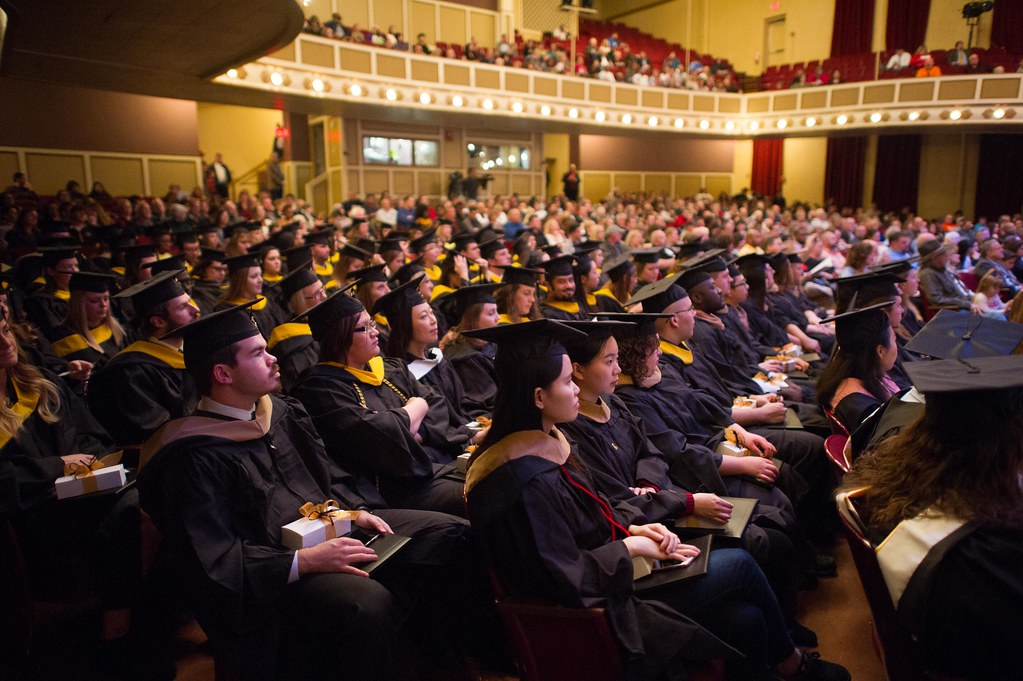 Winter Graduate Commencement- December 12, 2015