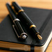 Two Montblanc Noblesse Oblige Pens by M Prince Photography