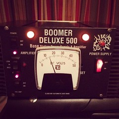 #500watts of fun! #linearamplifier #cb #cbradio #boomer500