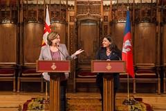 dv., 23/09/2016 - 18:24 - Barcelona i París firmen un pacte d'amistat i de cooperació per enfortir les relacions entre les dues ciutats
