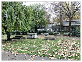 St Georges gardens, Camden