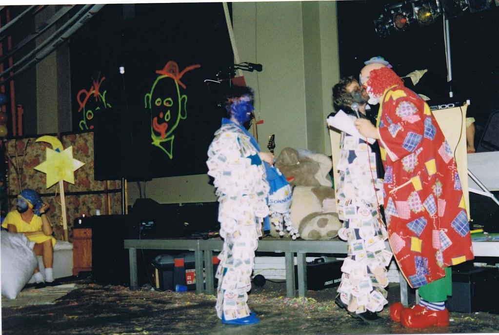 1998 Maskenball
