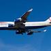 British Airways Boeing 747-400 G-BYGG by jbp274