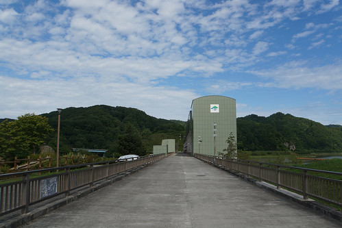 二風谷ダム(北海道)
