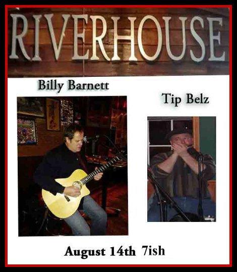 Billy Barnett 8-14-15