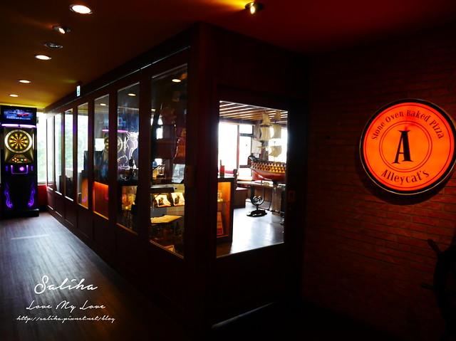 淡水美食餐廳Alleycats Pizza 巷貓餐廳 (26)