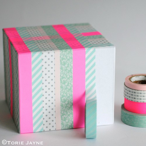 Washi tape box 2