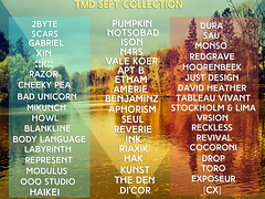 TMD SEPT COLLECTION