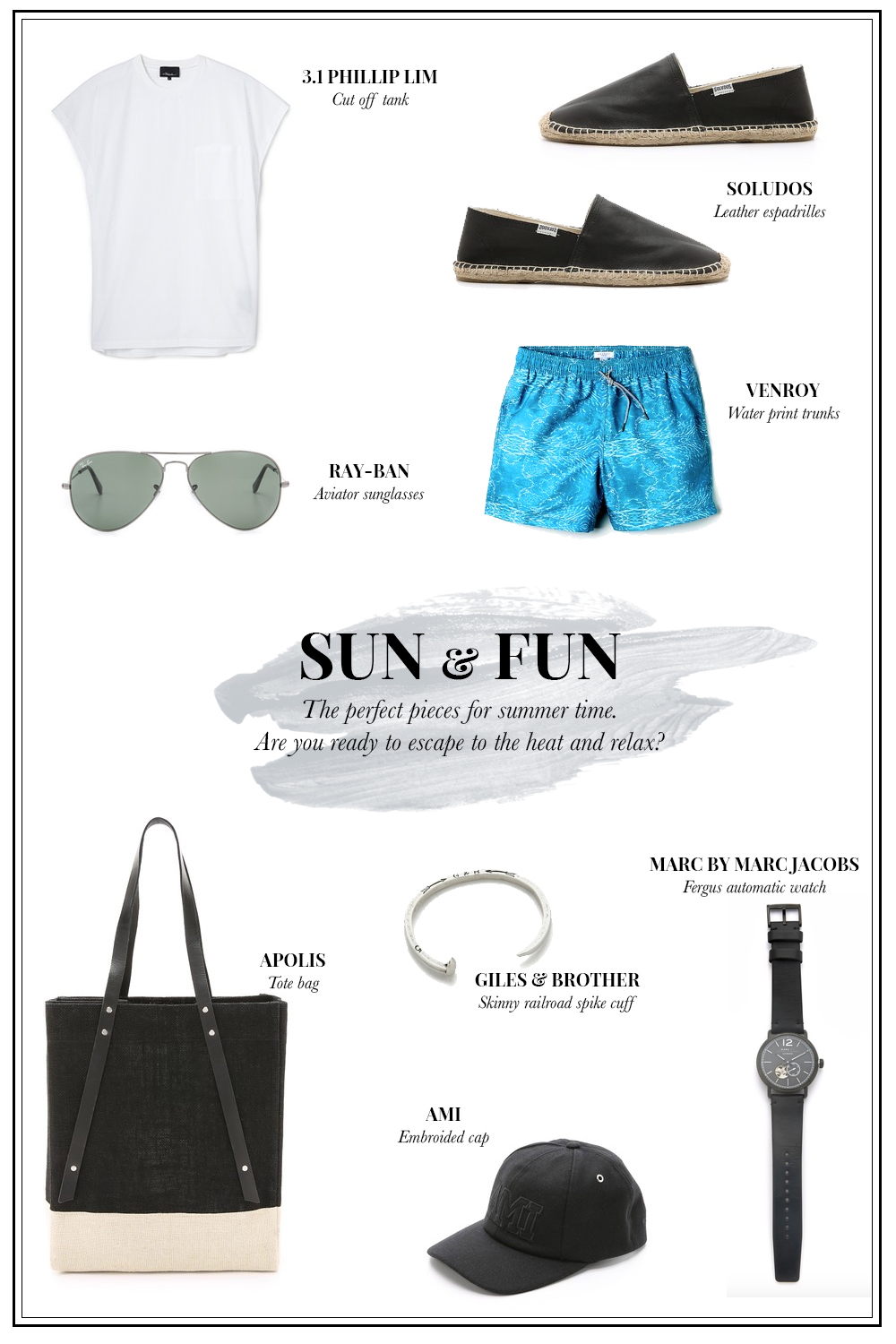 east dane, summer wishlist, summer shop, arnold teja, shopping