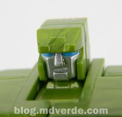 Transformers Hound EZ Collection - modo robot
