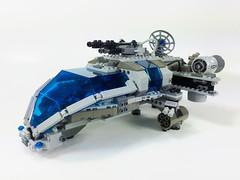 Space Marine Gunship