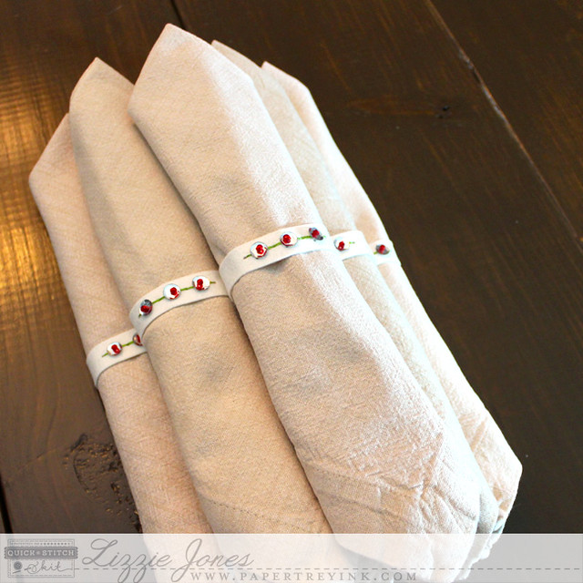 Set Of Napkin Rings